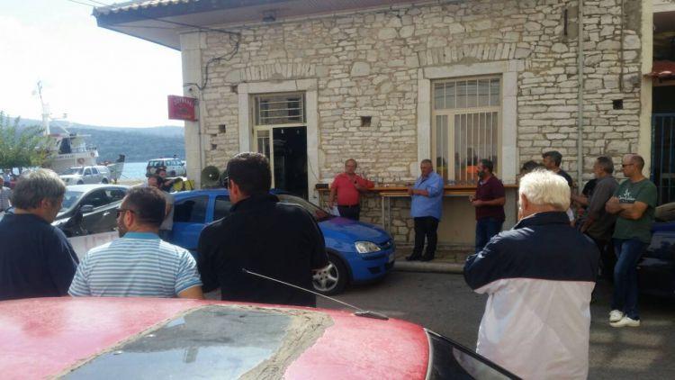 Σε διάταξη μάχης οι αγρότες της Αιτωλοακαρνανίας – Συλλαλητήριο στις 8 Οκτωβρίου στον κόμβο της Αμφιλοχίας (ΔΕΙΤΕ ΦΩΤΟ)