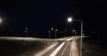 Οι τελευταίες πινελιές στο δρόμο Άκτιο-Βόνιτσα (ΔΕΙΤΕ ΦΩΤΟ)