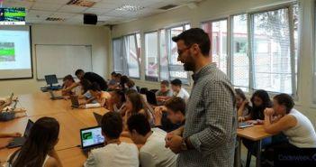 Στο Code Athon μετείχαν επιτυχώς μαθητικές ομάδες και στη Δυτική Ελλάδα βελτιώνοντας ένα ημιτελές παιχνίδι! (ΔΕΙΤΕ VIDEO + ΦΩΤΟ)