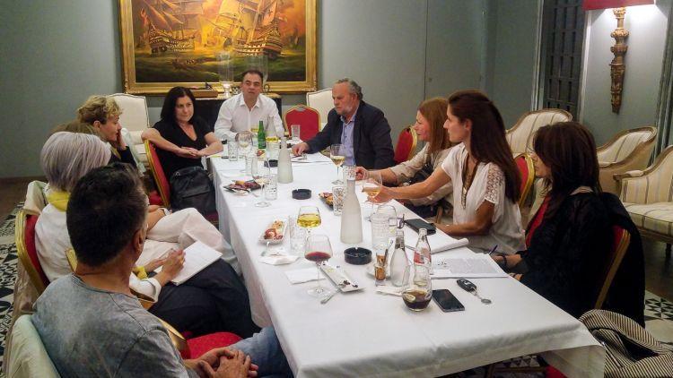 Ενημερωτική συνάντηση «ΔΡΩ» με Βουλευτές της Αιτωλοακαρνανίας (ΔΕΙΤΕ ΦΩΤΟ)