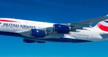 H British Airways στο Άκτιο από τον Μάιο