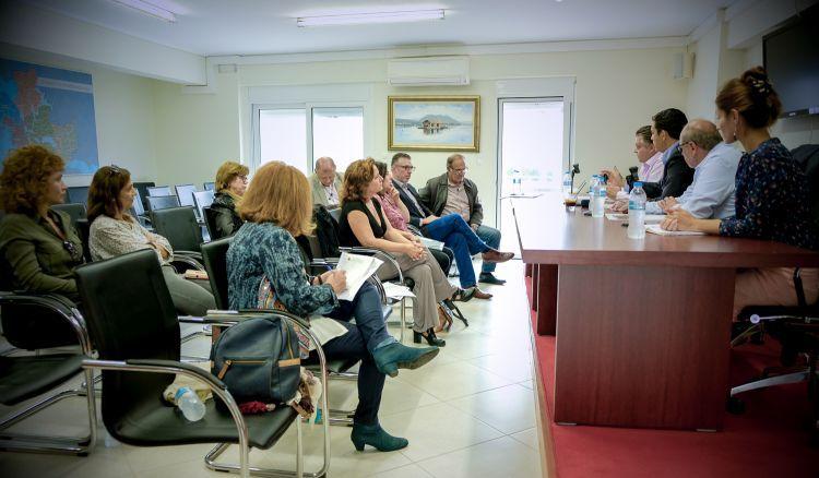 Συμφωνούν οι εμπλεκόμενοι φορείς για την προώθηση της Διαδρομής Φύσης και Πολιτισμού Αιτωλοακαρνανίας (ΦΩΤΟ)