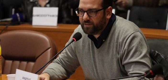 Ν. Φαρμάκης: «Η περιφερειακή Αρχή περίμενε τα χιόνια να… πνίξουν την Δυτική Ελλάδα για να αγοράσει αλάτι!»