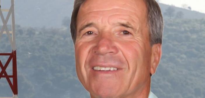Ο Κώστας Γαλάνης υποψήφιος Πρόεδρος του Δημοτικού Διαμερίσματος Αστακού
