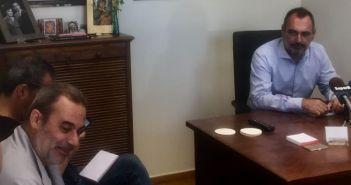 """Ανδρέας Κατσανιώτης: """"Ο Νεκτάριος Φαρμάκης θα είναι ο επόμενος Περιφερειάρχης Δυτικής Ελλάδας"""""""