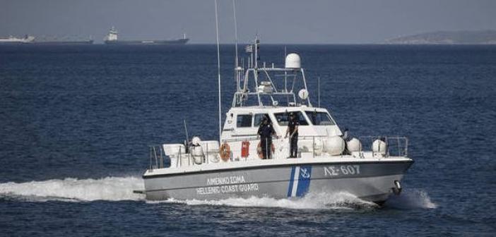 Σκάφος με μετανάστες και πρόσφυγες εντοπίστηκε νοτιοδυτικά της Κεφαλλονιάς