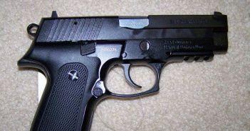 Συνελήφθη στο Αγρίνιο αλλοδαπή για παράνομη οπλοκατοχή