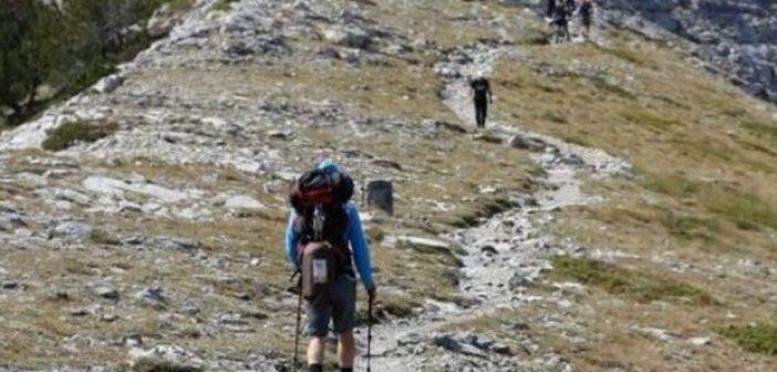 Ορειβατική εκδρομή σταΕπινιανά Αγράφων από τον ΕΟΣ Αγρινίου