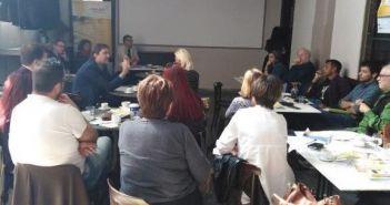 Περιφέρεια: 5η Συνάντηση για το πρόγραμμα CREADIS3 – Ενισχύονται η θεατρική και κινηματογραφική δημιουργία (ΔΕΙΤΕ ΦΩΤΟ)