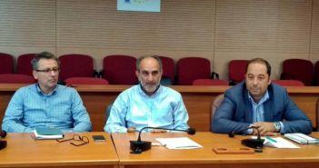 Απόστολος Κατσιφάρας: Ετοιμότητα για την υλοποίηση των νέων στρατηγικών έργων που εντάχθηκαν INTERREG Ελλάδα – Ιταλία (ΔΕΙΤΕ ΦΩΤΟ)