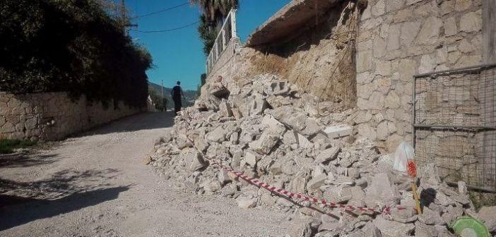 Ζάκυνθος: 72 κτίρια κρίθηκαν προσωρινά ακατάλληλα