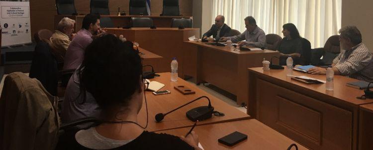 Ολοκληρώθηκε η 7ησυνάντηση της Ομάδας Εργασίας Φορέων της Δυτικής Ελλάδας για την ψηφιοποίηση της φυσικής & πολιτιστικής κληρονομιάς (ΔΕΙΤΕ ΦΩΤΟ)