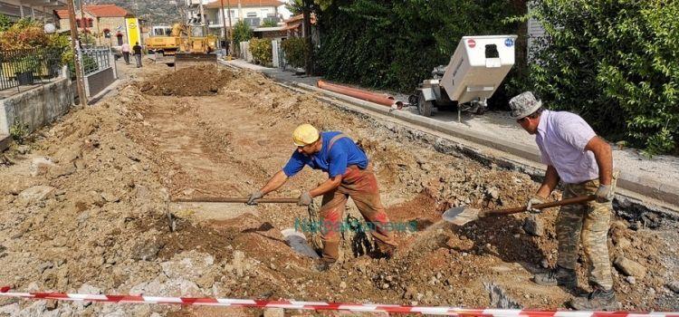 Ναύπακτος: Αντιπλημμυρικά έργα στην περιοχή του Αγίου Σπυρίδωνα (ΔΕΙΤΕ ΦΩΤΟ + VIDEO)