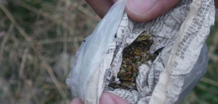 Ιόνια Οδός: Σύλληψη νεαρής για ναρκωτικά