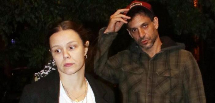 Γιώργος Χρανιώτης: Η Αγρινιώτισσα σύζυγός του, Γεωργία Αβασκαντήρα, τον καμάρωσε στην πρεμιέρα του! (ΔΕΙΤΕ ΦΩΤΟ)