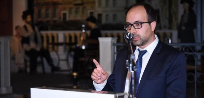 """Χρ. Μαυραγάνης: """"Το φιλότιμο και ο επαγγελματισμός των Αστυνομικών βρίσκεται ψηλά"""""""