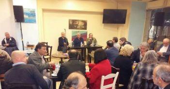 Αγρίνιο: Εκδήλωση του ΣΥΡΙΖΑ για το Πολυτεχνείο με ομιλητή τον Γιώργο Βαρεμένο (ΔΕΙΤΕ ΦΩΤΟ)