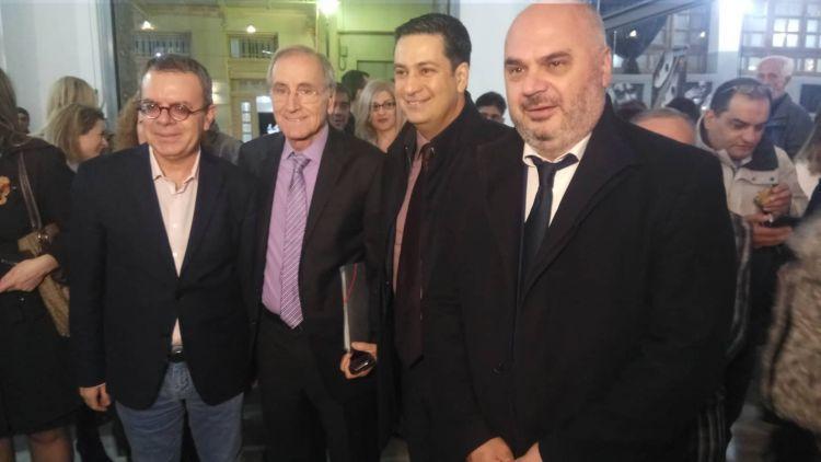 Τους Ευρωπαίους Δημοσιογράφους υποδέχθηκε ο Δήμαρχος Αγρινίου – Τιμώμενο πρόσωπο ο νέος Δήμαρχος της περιοχής των Βρυξελλών Χρ. Δουλκερίδης (ΦΩΤΟ)