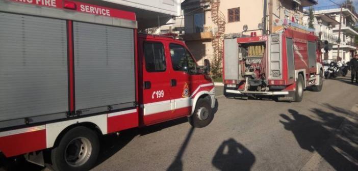 Αγρίνιο: Φωτιά σε διαμέρισμα στην περιοχή των Πανεπιστημιακών Τμημάτων (ΔΕΙΤΕ ΦΩΤΟ)