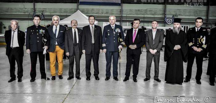Εορτή του Προστάτη της Πολεμικής Αεροπορίας στο στρατιωτικό αεροδρόμιο Ακτίου