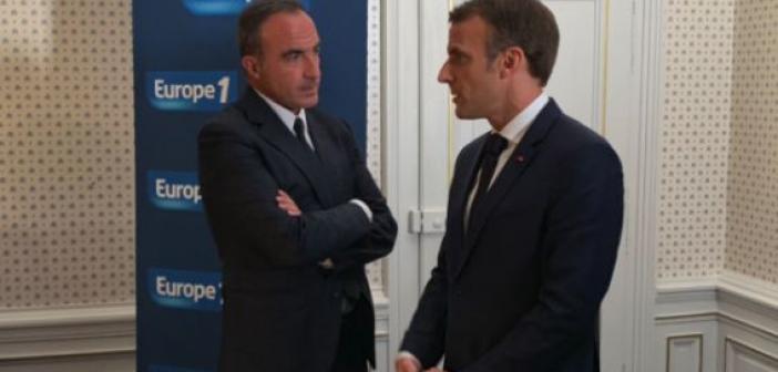 Ο Μακρόν μίλησε στον Νίκο Αλιάγα για την ελληνική κρίση (ΔΕΙΤΕ ΦΩΤΟ)