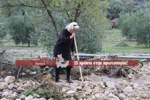 Αιτωλικό: Απίστευτες καταστροφές και πάλι στις Μαγούλες (ΔΕΙΤΕ ΦΩΤΟ + VIDEO)