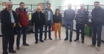 Το Εδαφολογικό Εργαστήριο στη διάθεση όλων των αγροτών και των Ομάδων Παραγωγών της Δυτικής Ελλάδας (ΔΕΙΤΕ ΦΩΤΟ)