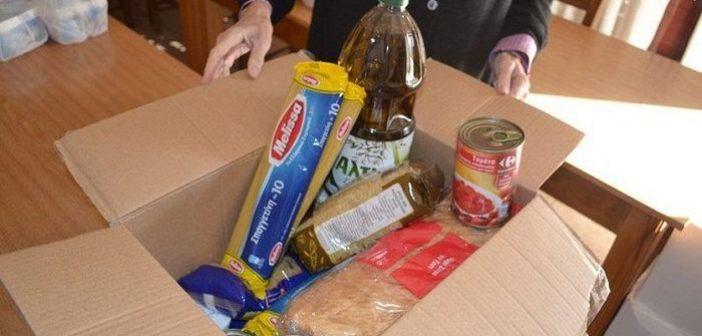 ΤΕΒΑ: Διάθεση τροφίμων και ειδών καθημερινής χρήσης σε Αγρίνιο και Ναύπακτο
