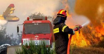 Συνεχίζονται οι πυρκαγιές στο Καινούριο!