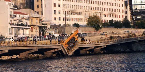 Πτώση γέφυρας στην Καβάλα: «Από τη δεκαετία του '90 δεν έχει γίνει καμία συντήρηση» λέει η Δήμαρχος! (ΔΕΙΤΕ ΦΩΤΟ)