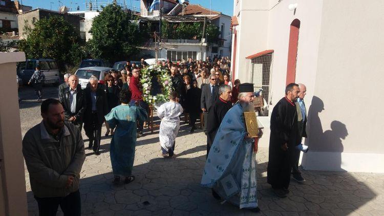 Καλύβια: Λατρευτικές εκδηλώσεις για την Παναγία της «Γρίπης»
