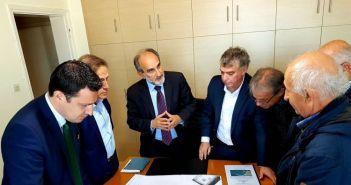 Απ. Κατσιφάρας: Με 4,9 εκατομμύρια ευρώ βελτιώνουμε το λιμάνι της Κυλλήνης μέσω του προγράμματος «Δυτική Ελλάδα 2014 – 2020» (ΔΕΙΤΕ ΦΩΤΟ)