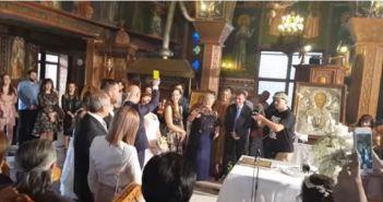 Πάργα: Ο γαμπρός έβγαλε… κίτρινη κάρτα στη νύφη! (ΔΕΙΤΕ VIDEO)