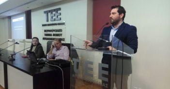 ΤΕΕ Αιτωλοακαρνανίας: Ενημερωτική εκδήλωση για το Εθνικό Κτηματολόγιο (ΔΕΙΤΕ ΦΩΤΟ)