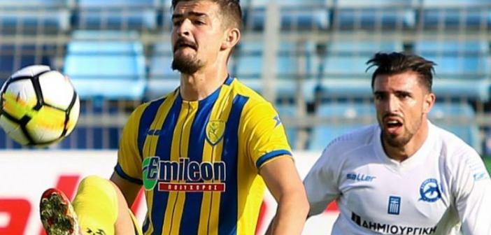 Παναιτωλικός: Επιστρέφει και παίζει με ΑΕΚ ο Μοράρ