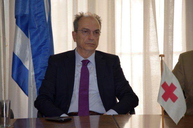 Ραγδαίες εξελίξεις στον Ελληνικό Ερυθρό Σταυρό: Κατατέθηκε η μομφή κατά του Νικόλαου Οικονομόπουλου