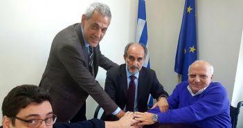 Γραφείο στην Δυτική Ελλάδα αποκτά η Ελληνική Παραολυμπιακή Επιτροπή – Υπεγράφη Πρωτόκολλο Συνεργασίας με την Περιφέρεια (ΔΕΙΤΕ ΦΩΤΟ)