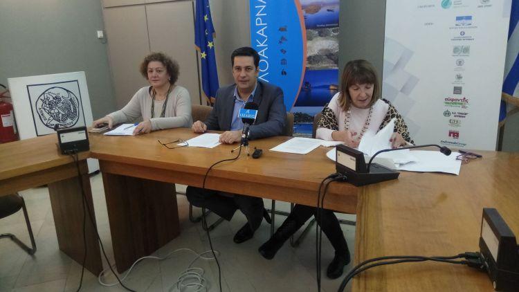"""Αγρίνιο: Η καρδιά της δημοσιογραφίας """"χτυπά"""" στο Διεθνές συνέδριο της Ένωσης Ευρωπαίων Δημοσιογράφων (ΔΕΙΤΕ VIDEO)"""