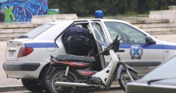 Αγρίνιο: Οδηγούσε χωρίς δίπλωμα και ασφάλεια, τράκαρε και συνελήφθη