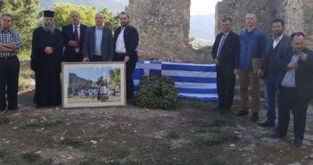 Βόνιτσα: Πραγματοποιήθηκε συνάντηση για την θυσία των Βλαχόπουλων που έπεσαν στο Κάστρο της Βόνιτσας (ΔΕΙΤΕ ΦΩΤΟ)