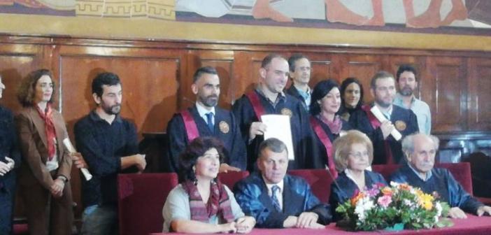 Σε Διδάκτορα στο Πάντειο Πανεπιστήμιο αναγορεύτηκε ο Αντιδήμαρχος Αμφιλοχίας Νίκος Χούτας (ΔΕΙΤΕ ΦΩΤΟ)