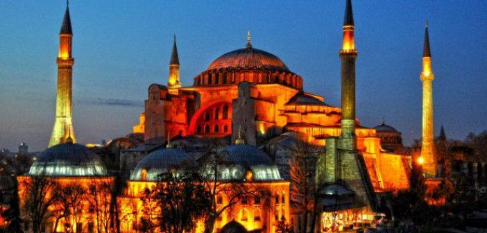 Σαν σήμερα το 532 μ.Χ. χτίζεται ο ναός της Αγίας Σοφιάς στην Κωνσταντινούπολη (ΔΕΙΤΕ ΦΩΤΟ)