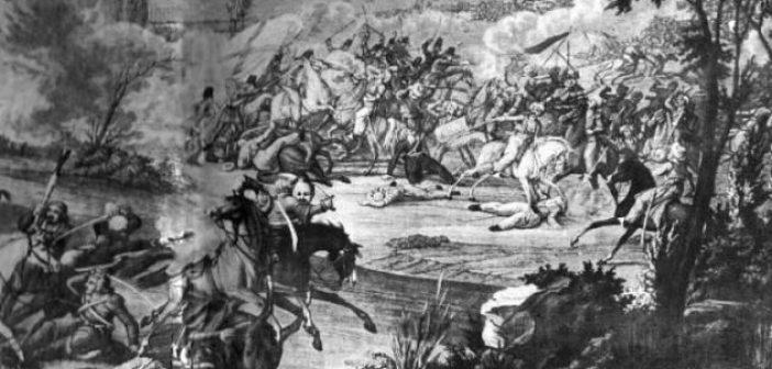 Πρώτη πολιορκία Μεσολογγίου 31 Δεκεμβρίου 1822: Η αυτοθυσία και ο ηρωϊσμός των Επαναστατών ταπεινώνει τους Οθωμανούς