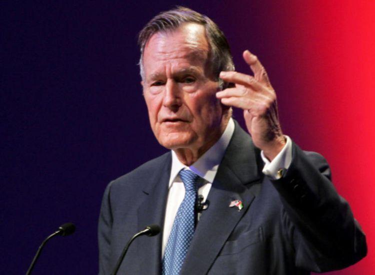 Πέθανε ο Τζορτζ Μπους (ΔΕΙΤΕ ΦΩΤΟ + VIDEO)