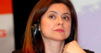 Η Ναυπάκτια Ζέφη Δημαδάμα επανεκλέχθηκε αντιπρόεδρος του Ευρωπαϊκού Σοσιαλιστικού Κόμματος Γυναικών