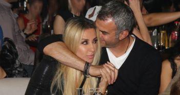 Γωγώ Μαστροκώστα – Τραΐανός Δέλλας: Ερωτευμένοι στην Κωνσταντινούπολη! (ΔΕΙΤΕ ΦΩΤΟ)