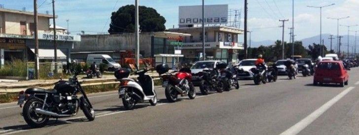 Αντιρρίου – Ιωαννίνων: Μηχανοκίνητη διαμαρτυρία για τον δρόμο καρμανιόλα