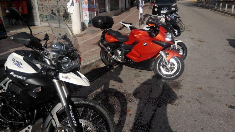 Γιορτή μοτοσυκλέτας την Κυριακή στο Μεσολόγγι