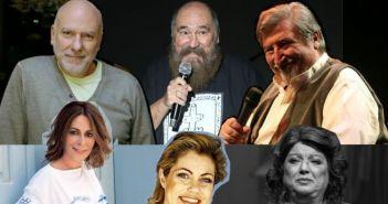 Οι διάσημοι Έλληνες που έφυγαν από την ζωή το 2018