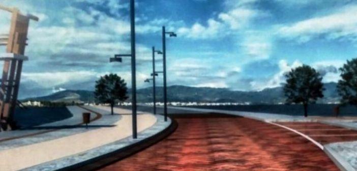 Σε φάση υλοποίησης το έργο για την βελτίωση της προσβασιμότητας στην Τουρλίδα